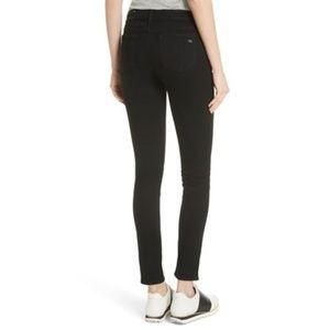 Rag & Bone Black Skinny Jeans Size 27